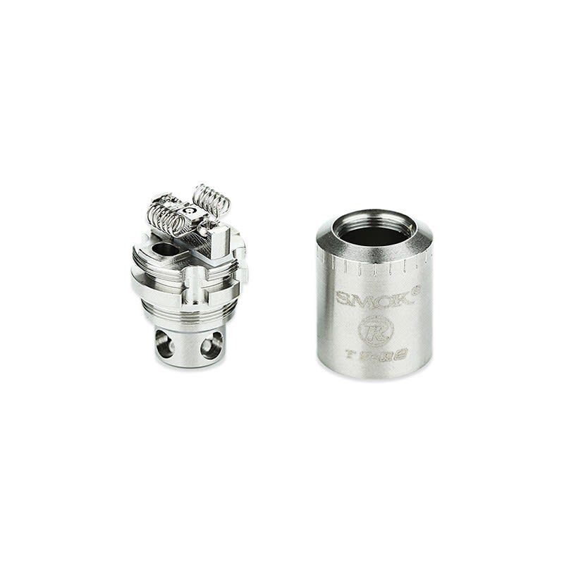 TF-R2 rebuildable coil head for TFV4 Clearomizer
