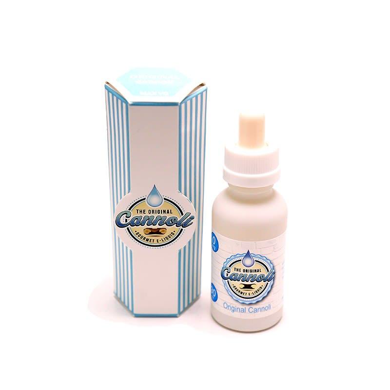Original E-liquid by The Original Cannoli