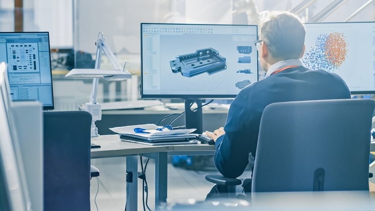 How manufacturers are achieving efficiencies and driving growth through digital transformation