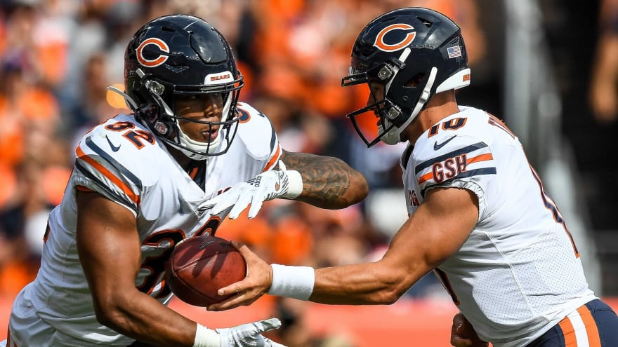 Scout's takes: Why I'm concerned about Bears QB Mitch Trubisky