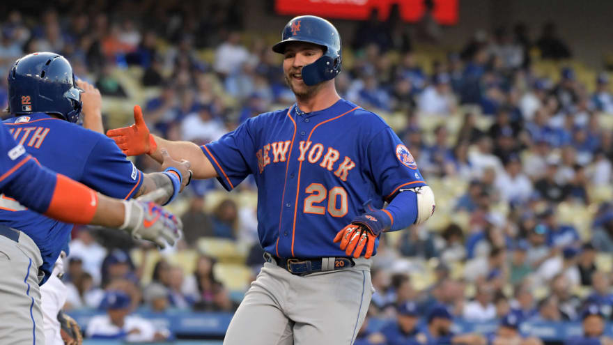 Mets Pete Alonso Ties Mark Mcgwire Rookie Home Run Record