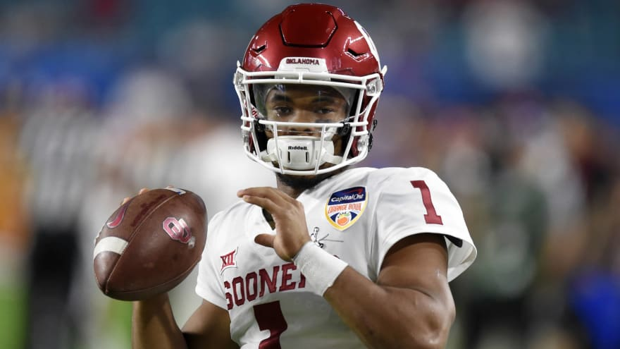 huge selection of 8bd9a 0eeea Report: Oakland A's 'not giving up' on Kyler Murray | Yardbarker