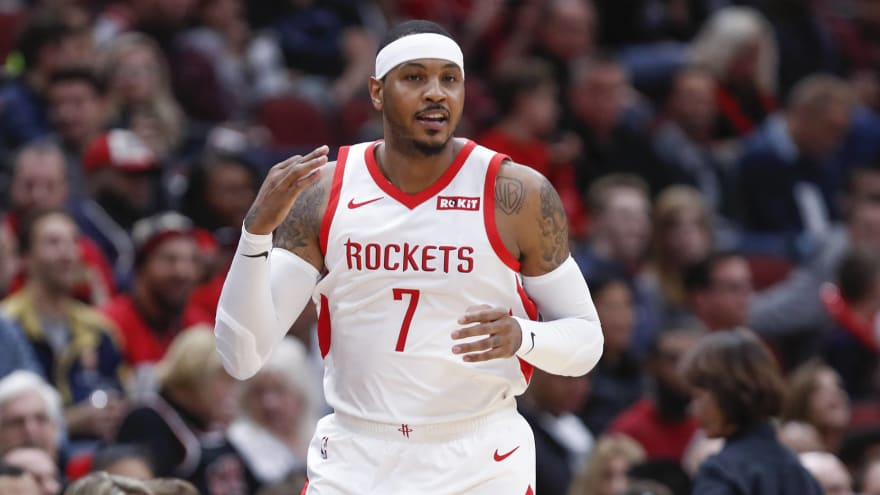 Report: Lakers are 'most likely destination' for Carmelo Anthony