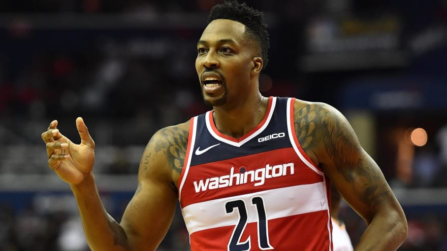 Three-time Defensive Player of the Year Dwight Howard reportedly returning to Lakers