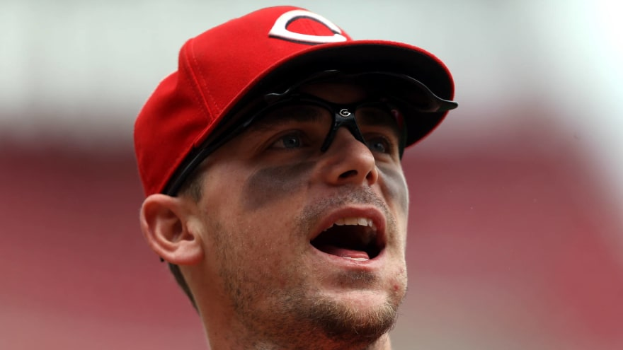 Scooter Gennett frustrated by lack of extension talks