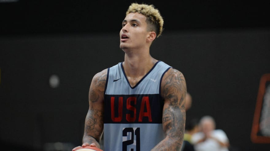 Kyle Kuzma out for Team USA; World Cup roster finalized