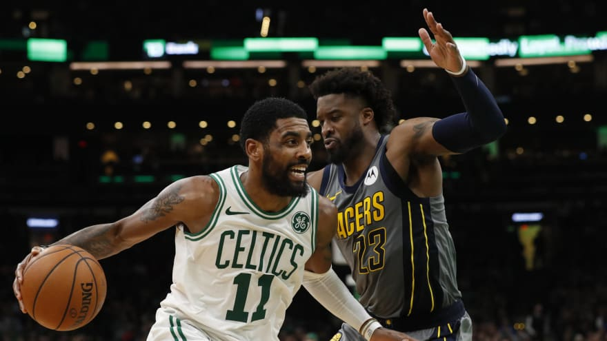 c7a5e1707784 Kyrie Irving believed to prefer Nets over Knicks