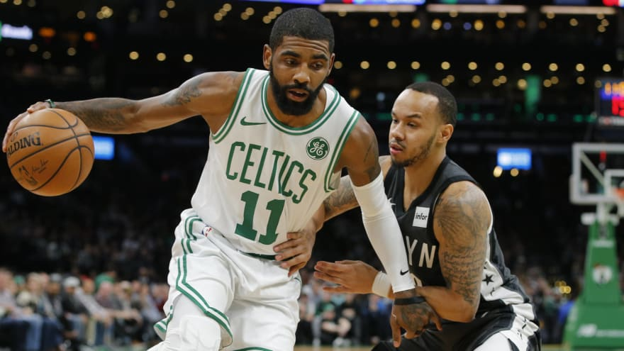 977abd2c8133 Report  Kyrie Irving may prefer Nets over Knicks