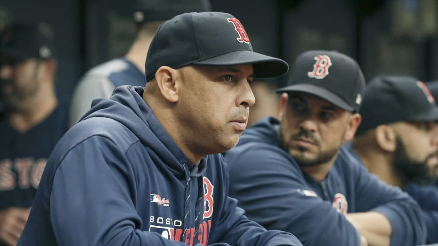 Red Sox fire Alex Cora amid sign-stealing scandal fallout