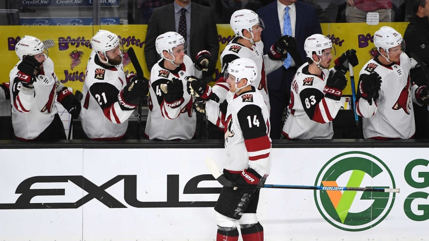 NHL Board of Governors approves sale of Arizona Coyotes