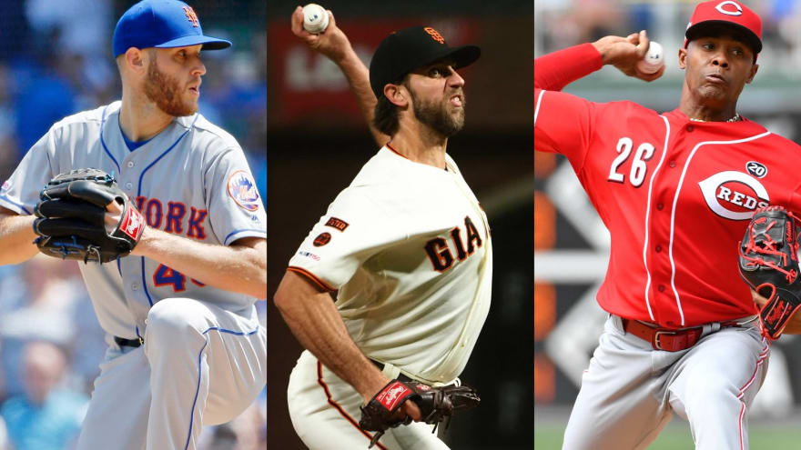 Crowded Nl Wild Card Hunt Puts Teams In Tricky Trade Deadline