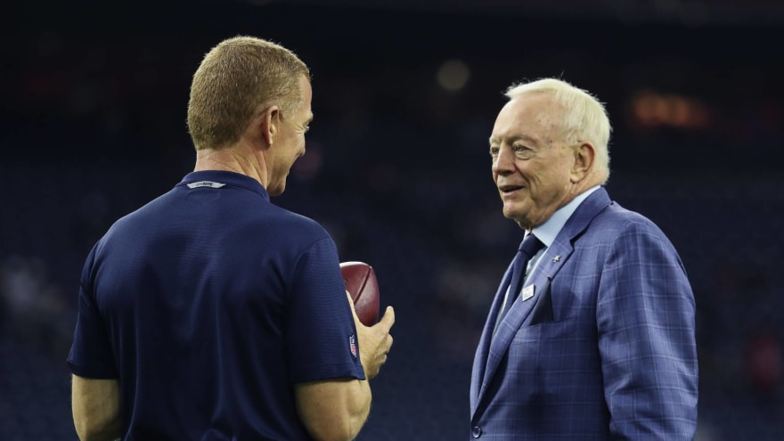 Jerry Jones 'satisfied' with letting Jason Garrett remain a lame duck