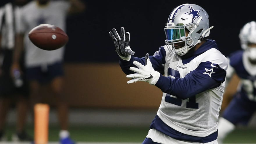 Ezekiel Elliott to hold out of training camp without a new deal?