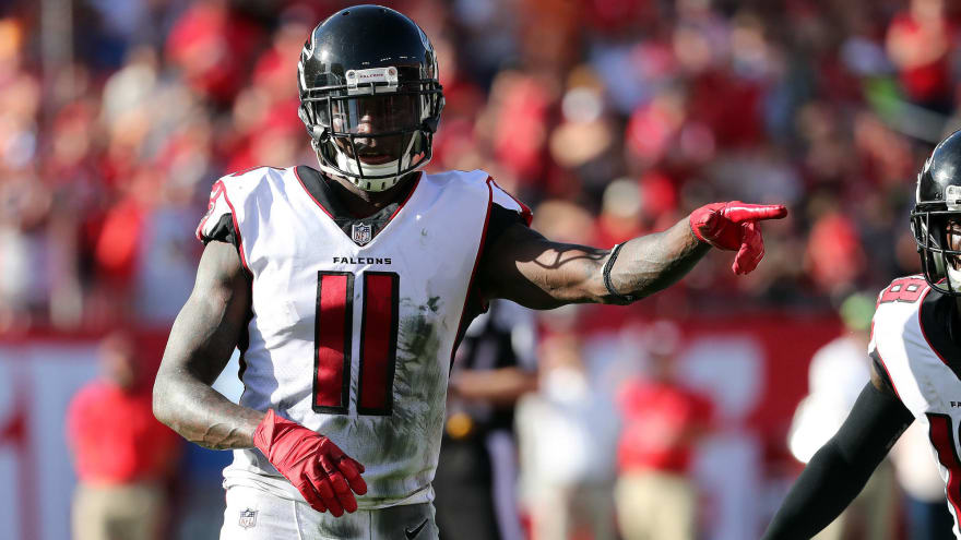 Why a contract extension for Julio Jones could be tricky