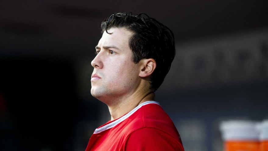 Report: Angels could be fined up to $2M for not reporting Skaggs' opioid use