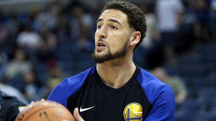 Klay Thompson wanted All-NBA nod 'so badly' to help build his résumé