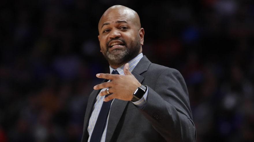 Cavs reportedly hire J.B. Bickerstaff as associate head coach