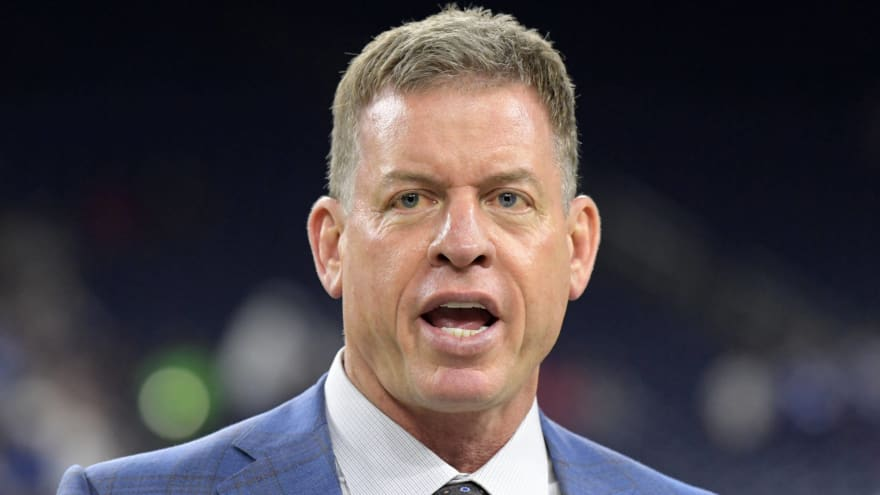 Troy Aikman doubles down on criticism of Jerry Jones