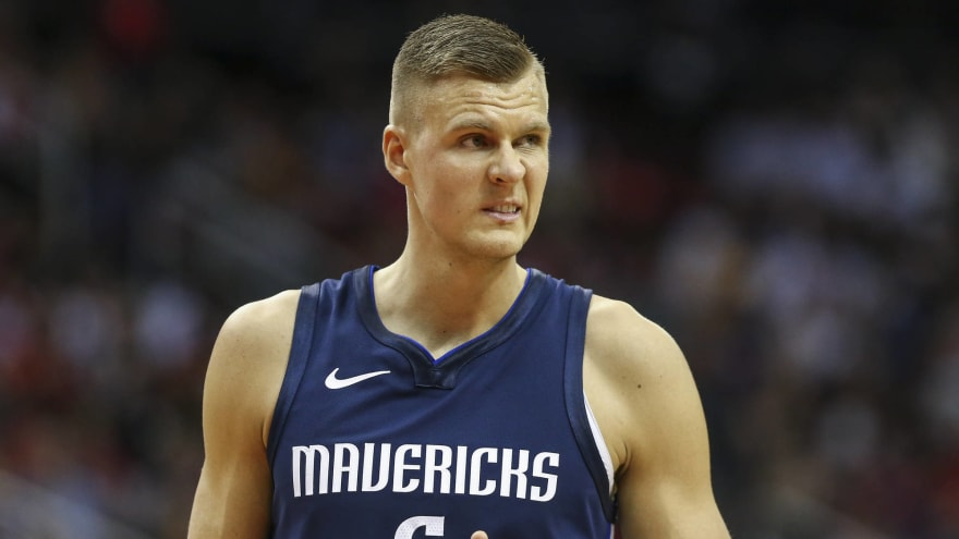 Kristaps Porzingis admits Mavs did not match Clippers' intensity