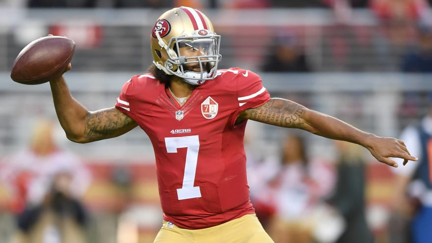 Here are five NFL teams that should sign Colin Kaepernick