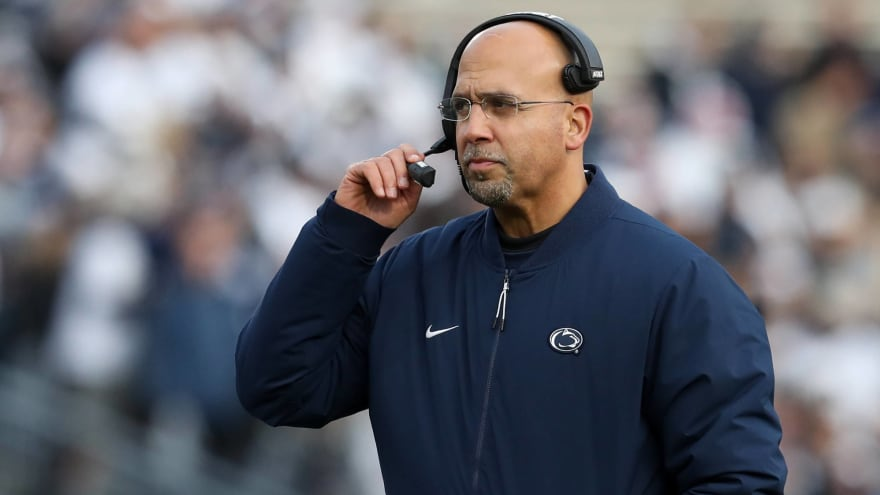James Franklin signs six-year extension with Penn State