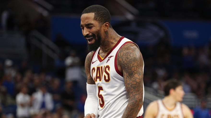 JR Smith will reportedly meet with Bucks
