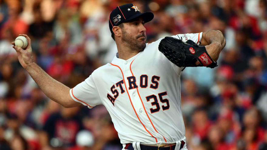 Justin Verlander got 'chewed out' by MLB before All-Star Game