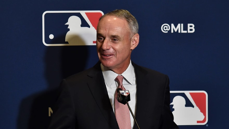 MLB commissioner 'very optimistic' A's will get new Oakland stadium