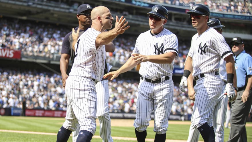 Report: 'Growing opinion' that Yankees are aiming to