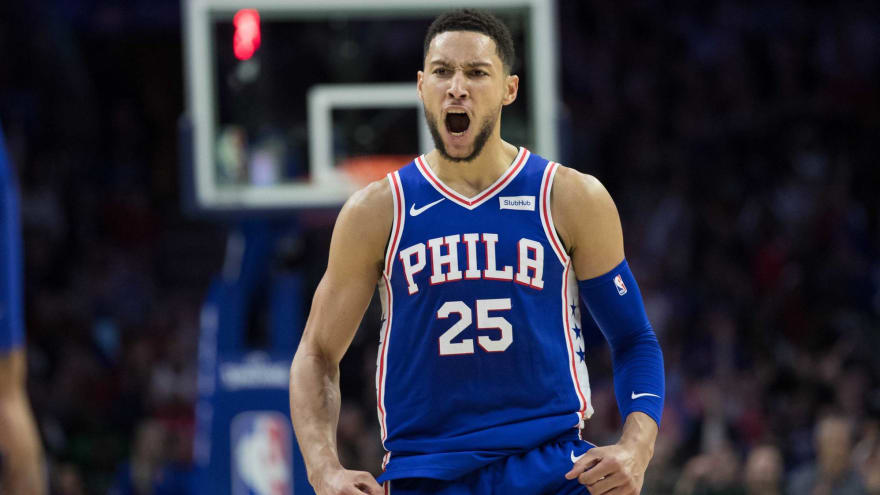Ben Simmons claps back on Twitter over 'Egg Boy' support criticism