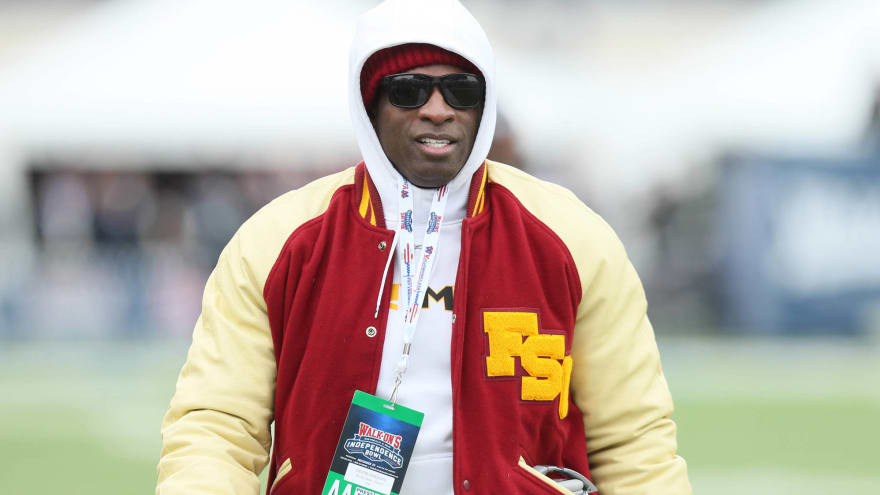 Report: Deion Sanders a candidate for Florida State head coach job