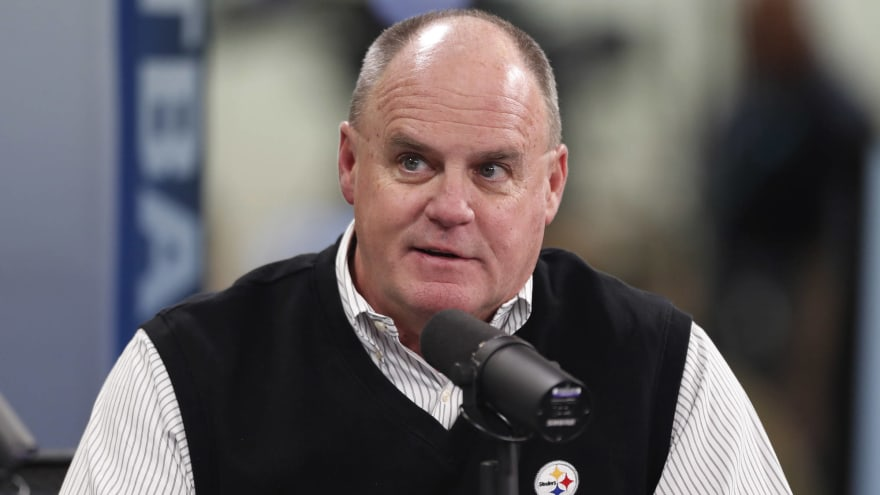 Steelers GM floats idea of trading up in NFL Draft