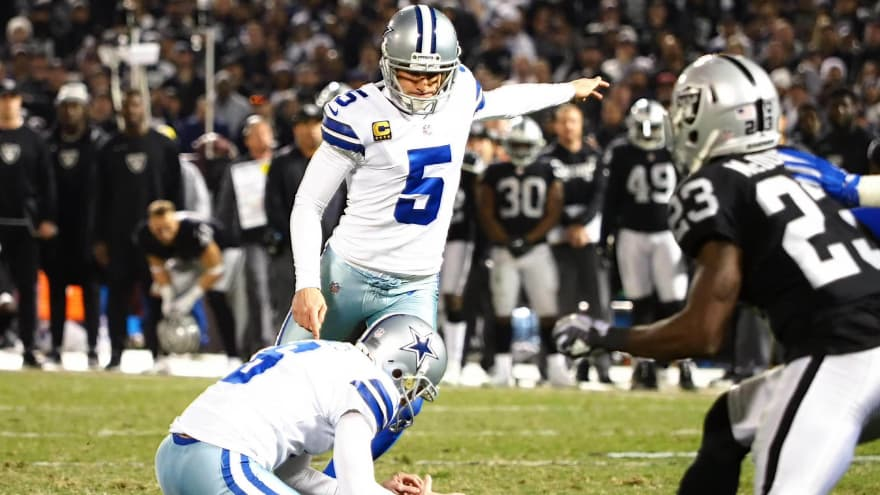 5c4ad3b91 Dan Bailey expected to sign with Vikings