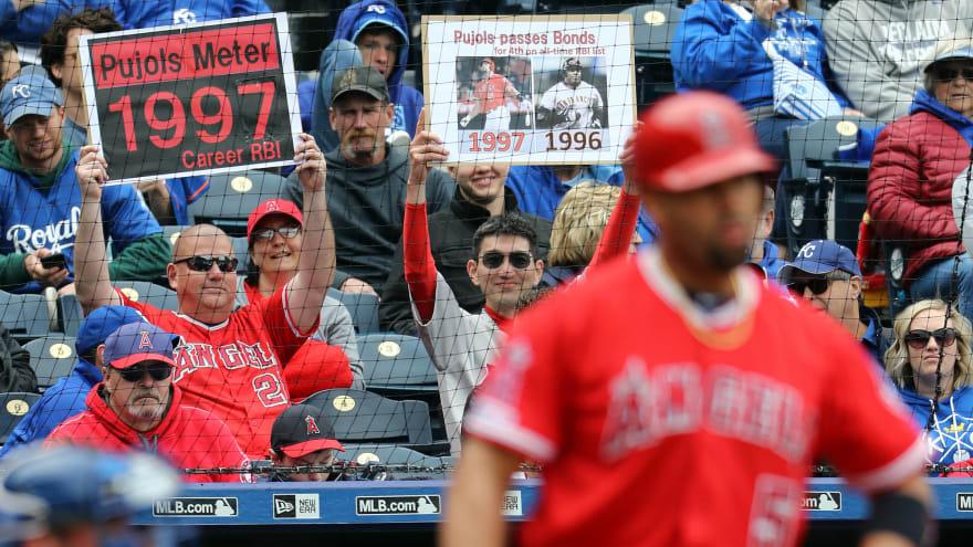 The 'MLB career RBI leaders' quiz