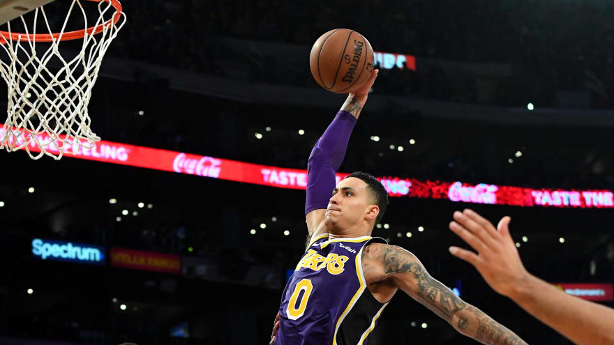 001616382389 Kyle Kuzma on Lakers   There s something wrong with this team ...