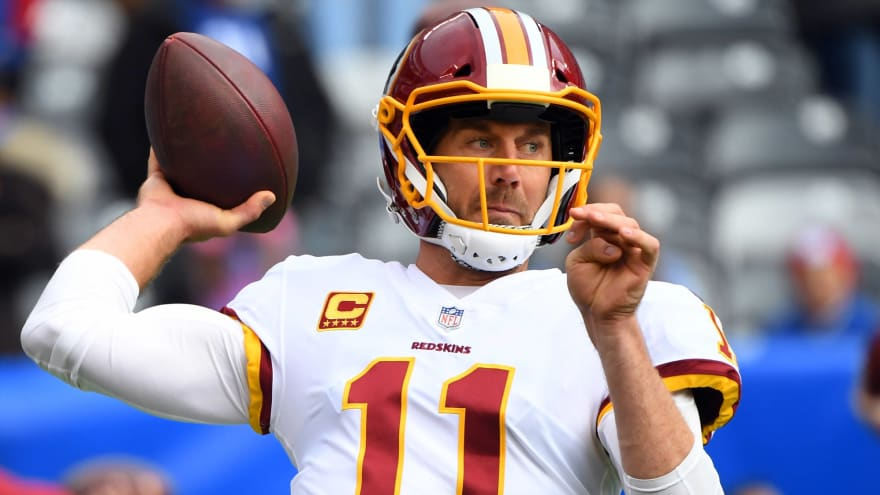 Theismann: Alex Smith nearly lost his leg, 'for sure' won't play in 2019