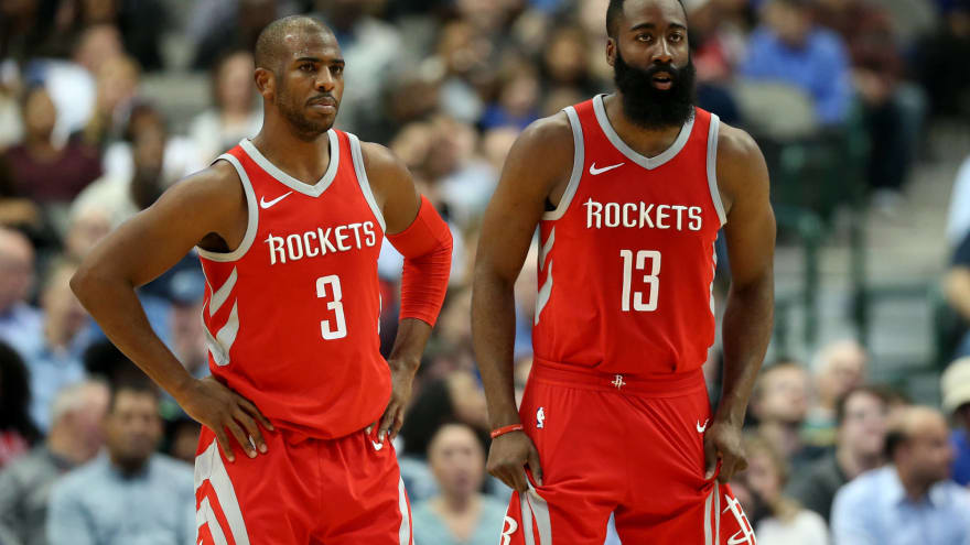 f8bc2bcb44ba James Harden would pick Chris Paul first in All-Star draft ...
