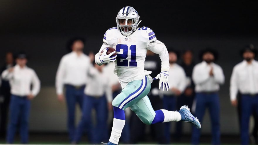 Ezekiel Elliott fined $26K for lowering helmet to initiate contact