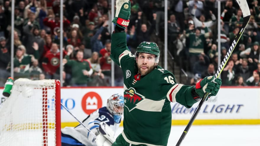 Jason Zucker Likely Safe In Minnesota Following Paul Fenton S