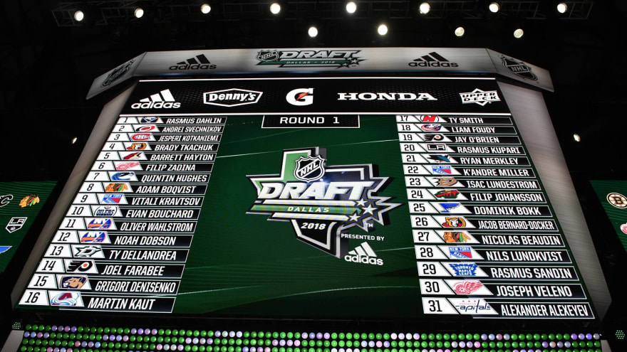 8411fa5a525 Buzz already ramping up for 2019 NHL entry draft