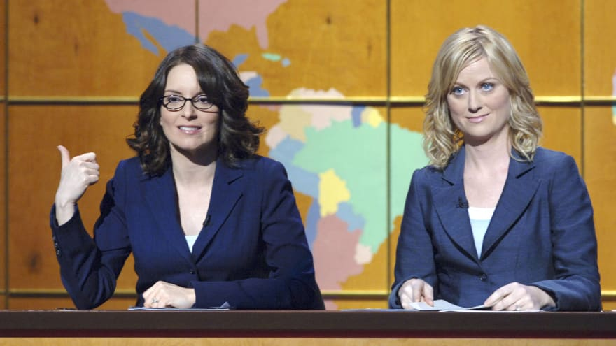 The 'SNL' Weekend Update anchors throughout the years, ranked