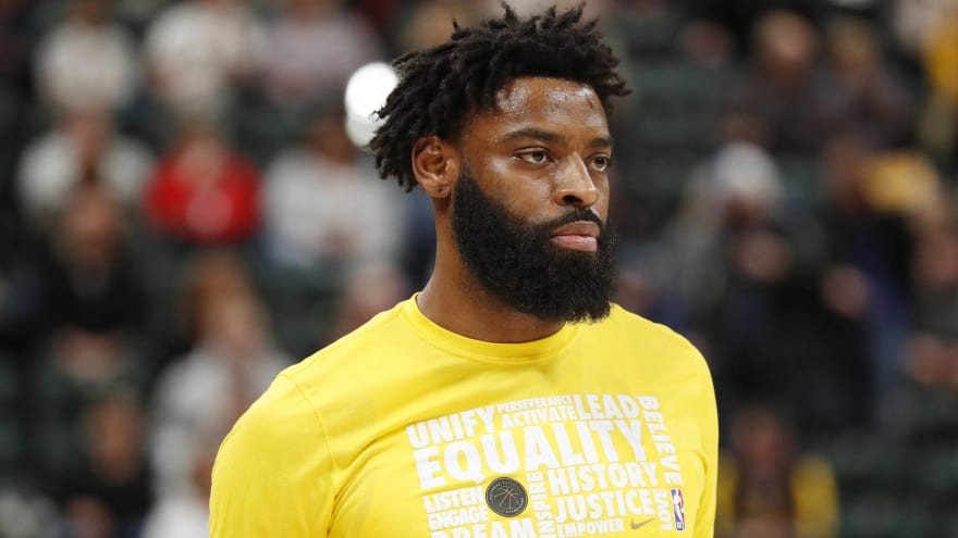 Pacers' Tyreke Evans dismissed, disqualified from NBA for drug violation