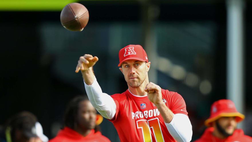 Alex Smith finally opens up about being traded to Washington