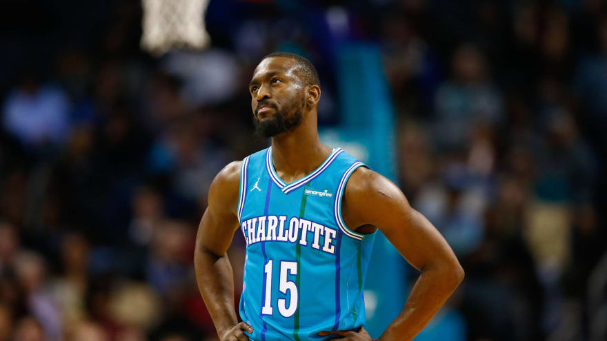 2cb29458c8e052 Kemba Walker on future with the Hornets   I have no idea ...