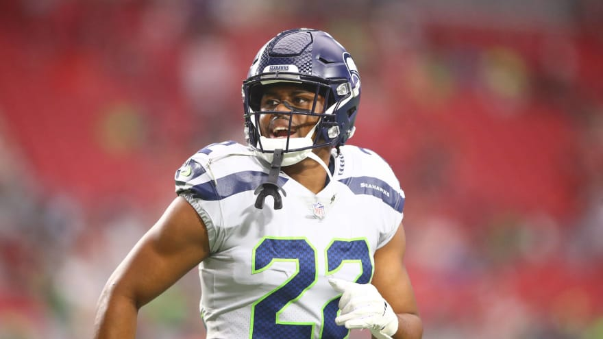 eb8a0030993 Flipboard  Seahawks  C.J. Prosise could be IR candidate