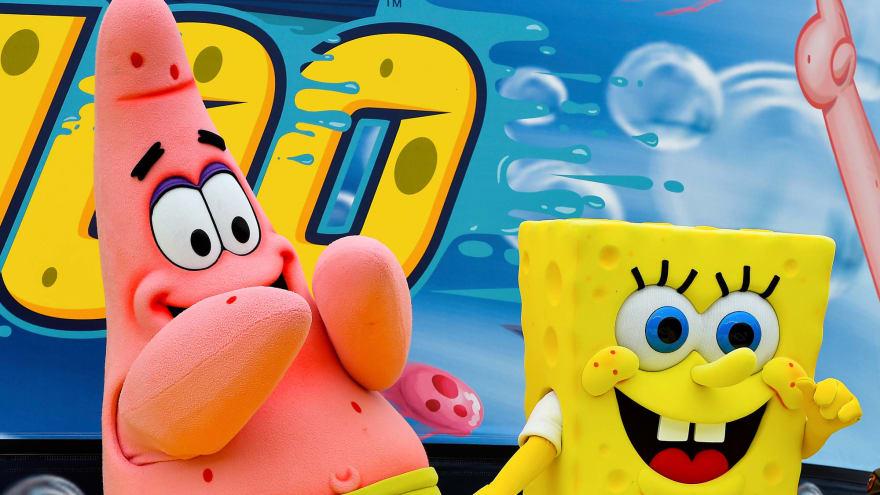 fccc22af67b6 76ers  G League team to wear SpongeBob-themed unis