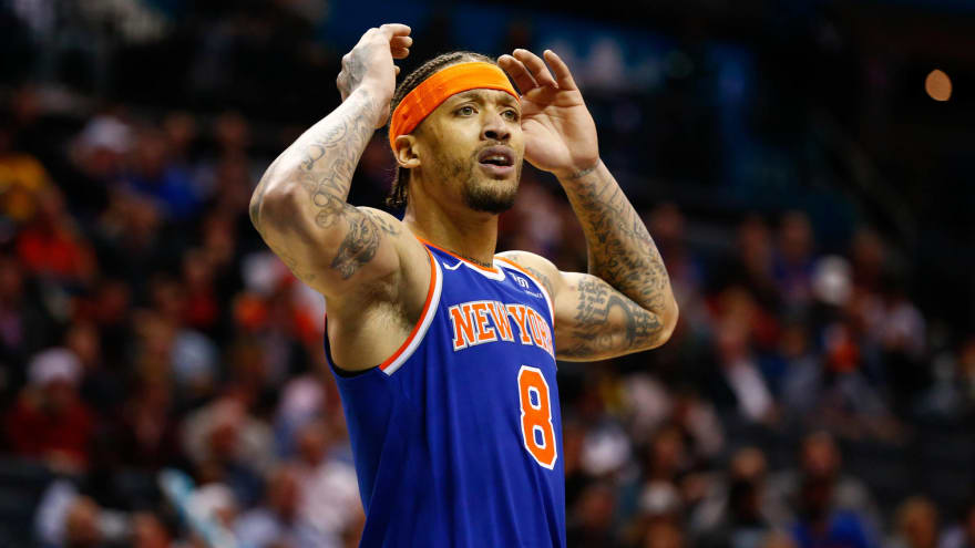 Michael Beasley receives MVP chants during Knicks game  f81febd88