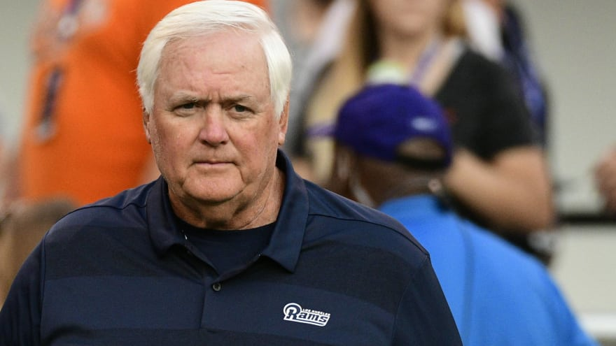fd6a19ea038 Rams fans want Wade Phillips to dress up like his dad during throwback game