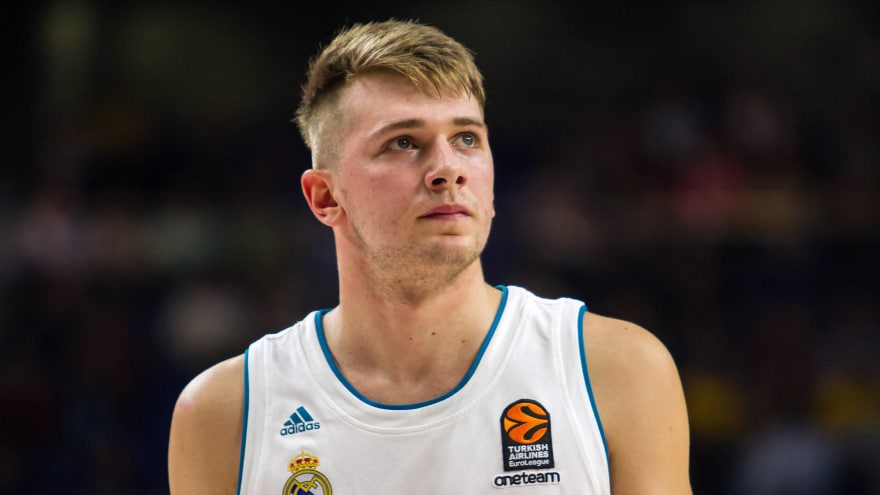 Doncic Has Hilarious Goals For When He Becomes Nba Star Yardbarker