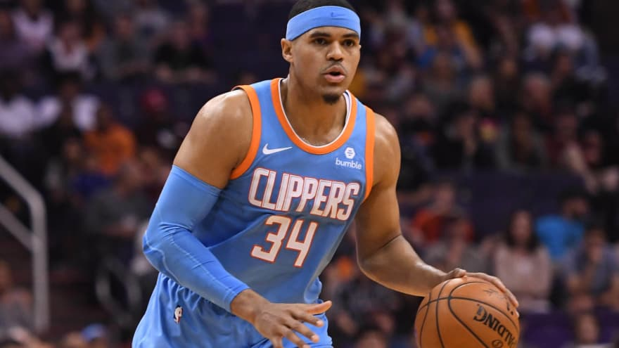 quality design badc2 b509d Report: Tobias Harris turns down $80 million extension from ...